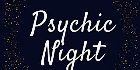 Physic Night tickets