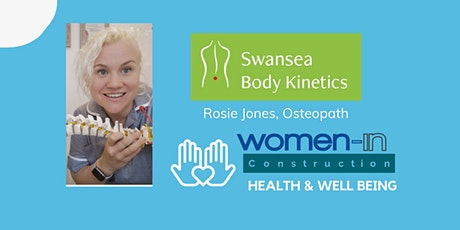Women in Construction - How to look after your skeleton at work tickets