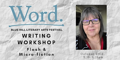 Writing Workshop: Flash & Micro-Fiction, The Art of Brevity tickets