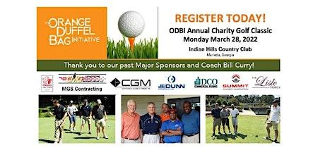 9th Annual Orange Duffel Bag Charity Golf Classic with Coach Bill Curry! tickets