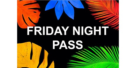 Oahu miniFRINGE: Friday Night @ NextDoor ALL NIGHT PASS tickets