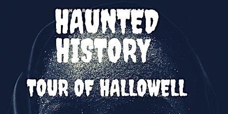 Halloween-Granite City Ghost Tour tickets