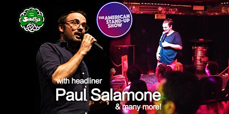 The American Standup Show Karlsruhe Tickets
