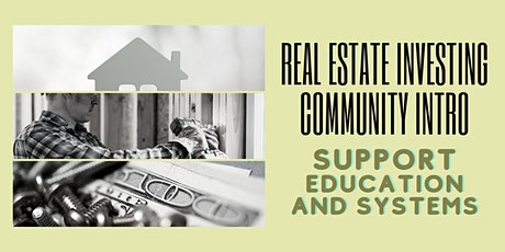 WORK WITH REAL ESTATE INVESTORS WITH LEARNING HOW TO INVEST tickets