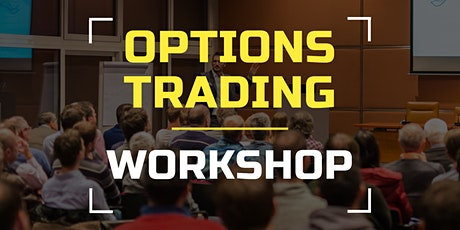 Stock Market Options Trading Workshop tickets