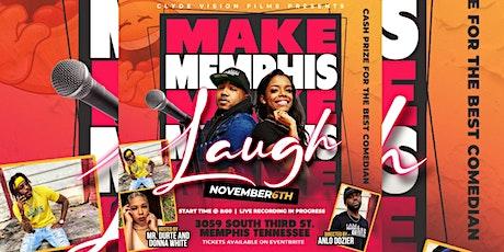 Make Memphis Laugh tickets