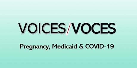 Voices / Voces tickets