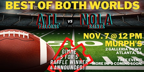Best of Both Worlds Watch Party - ATL vs NOLA tickets