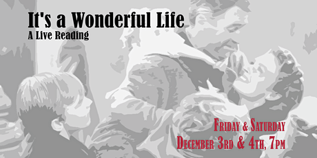 It's a Wonderful Life, Live Read - Friday Performance tickets