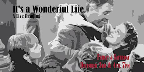 It's a Wonderful Life, Live Read - Saturday Performance tickets