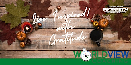 Live Inspired! with Gratitude tickets