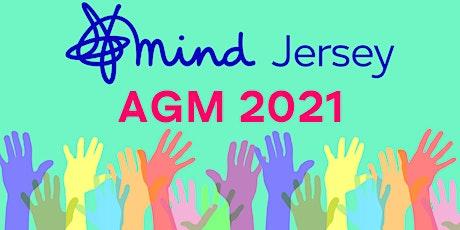 Mind Jersey AGM 2021 tickets