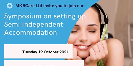 Symposium - Setting up your  Semi Independent Accommodation Business tickets