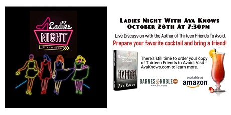 Ladies Night With Ava Knows tickets
