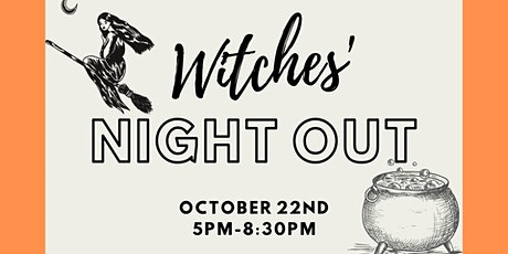 Brown & Hopkins Witches' Night Out tickets
