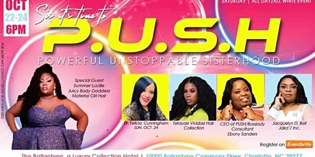 SIS, IT'S TIME TO PUSH! tickets
