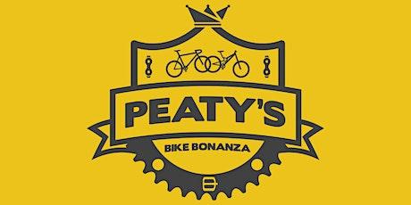 Peaty's Bike Bonanza 2021 tickets