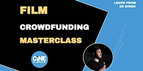 Film Crowdfunding Masterclass tickets