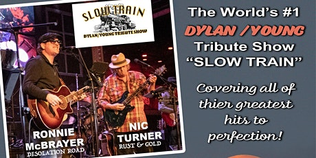 """Double Bands """"Slow Train Dylan Young Tribute"""" and """"Lucky Strike Retros"""" tickets"""