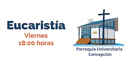 Eucaristía Parroquia Universitaria entradas