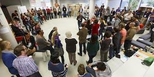 openTransfer CAMP - Refugee Helpers, 14. November in...