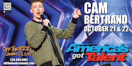 Comedian Cam Bertrand Live in Naples, Florida! tickets