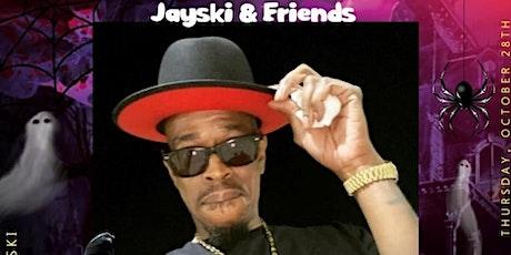 JaySki & Friends Halloween Comedy Show Party tickets