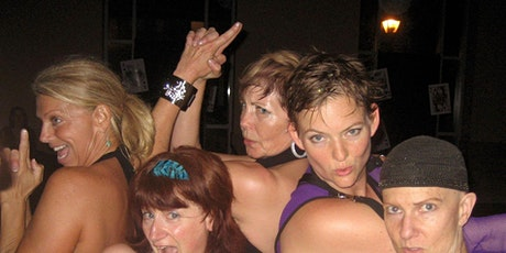 'Bonded...Shaken and Stirred' with Fiona Winter...Energy Moves tickets