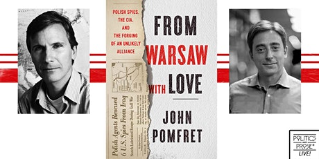 P&P Live! John Pomfret | FROM WARSAW WITH LOVE - with Evan Osnos tickets