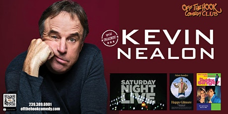 Comedian Kevin Nealon Live in Naples, Florida! tickets