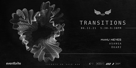 """Boat Party // Lucky Presents """"Transitions"""" ft Manu Neves tickets"""