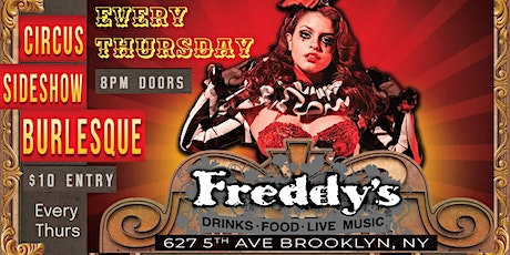 Burlesque {No Tickets} $10 @ the Door. No reservations-1st come 1st seated tickets