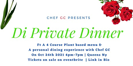 Di Private Dinner Experience tickets