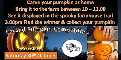 Carved Pumpkin Competition tickets