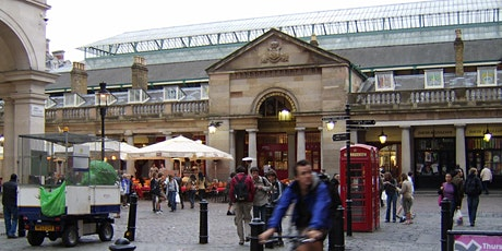 Covent Garden Past and Present walk tickets