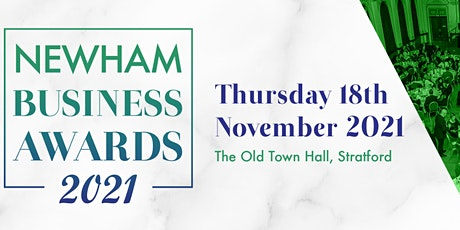 Newham Business Awards 2021 tickets