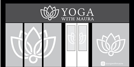 Saturday Yoga (drop in) - Yogawithmaura HQ tickets