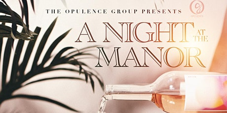 Dinner at The Manor tickets