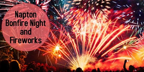 Napton Bonfire Night and Fireworks tickets