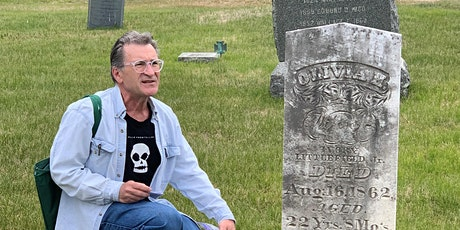 Cemetery Walking Tour at Oceanview tickets