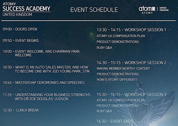 Atomy UK and Europe Success Academy image