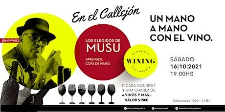 LOS ELEGIDOS DE MUSU tickets