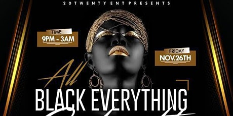 ALL Black Everything Cabaret tickets