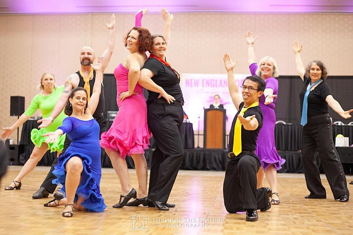 2021 New England Open - Ballroom Dance Championship image