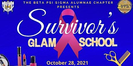 Survivor's Glam School tickets