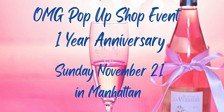 OMG Pop Up Shop Event 1 Year Anniversary and Holiday Edition tickets