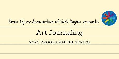 Art Journaling - 2021 BIAYR Programming Series tickets