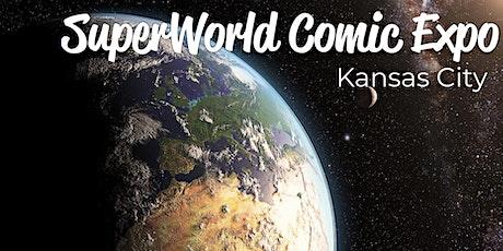 SuperWorld Comic Book Expo tickets