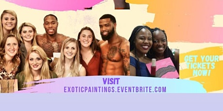 Tampa Exotic Paintings Sunday BYOB Male Model Sip and Paint tickets