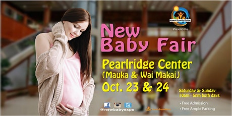 New Baby Fair at Pearlridge Center (Mauka & Wai Makai) tickets